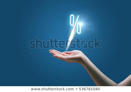 Starting Percent Sign Stock photo © limbi007