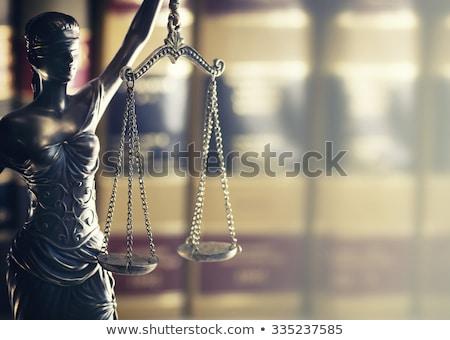 British law Stock photo © unikpix