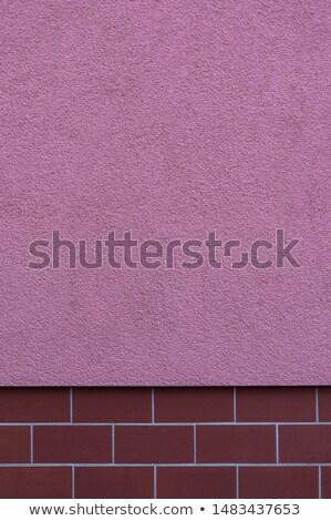 Grey horizontal line of painting against a white background Stock photo © wavebreak_media