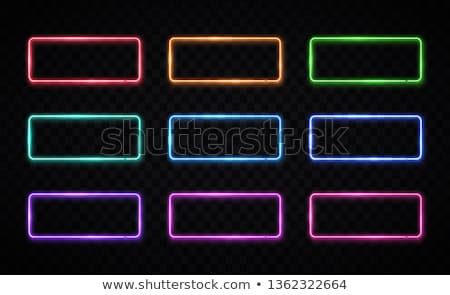 Abstract Pink Rectangle Shapes Banner. Stock photo © HelenStock