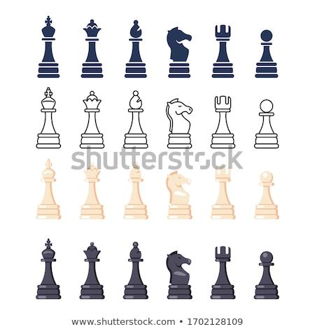 chess figures stock photo © mayboro