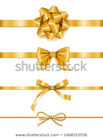Gift Wrap Stok fotoğraf © MarySan