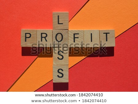 damage   text on red puzzles stock photo © tashatuvango