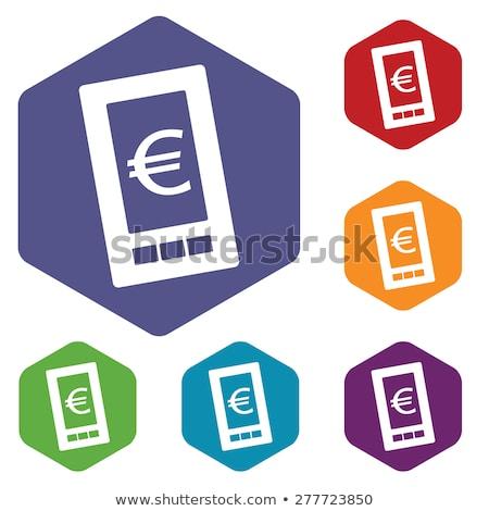 teléfono · dólar · móviles · concepto · dinero · tecnología - foto stock © ylivdesign