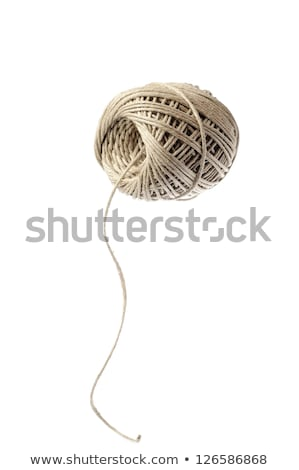 Ball of thick string  Stock photo © Digifoodstock