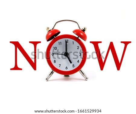 óra szó siker fa asztal iroda felirat Stock fotó © fuzzbones0