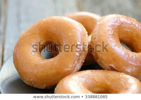 glazed donuts stock photo © digifoodstock