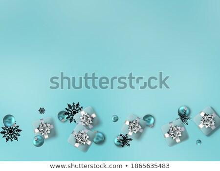 3d render gyönyörű színes ünnep dekoráció cukorka Stock fotó © danilo_vuletic