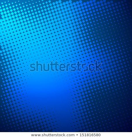 Blu mezzitoni pattern texture abstract Foto d'archivio © SArts