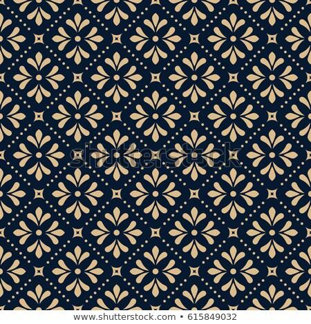 Blauw zwarte abstract donkere Stockfoto © Imaagio