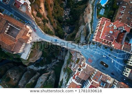 canyon in Ronda, Spain Stock photo © borisb17