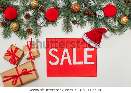 クリスマス 販売 ストア ギフトボックス 休日 ストックフォト © robuart