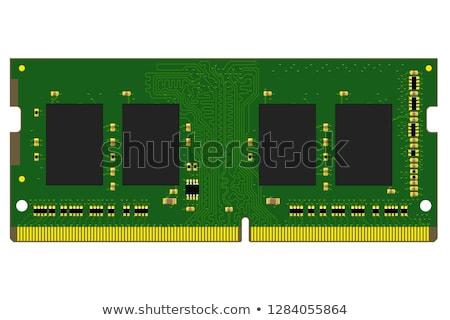 SO-DIMM memory Stock photo © Stocksnapper
