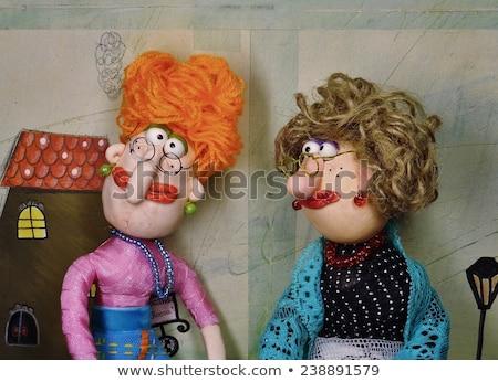 puppet 2 stock photo © nik187