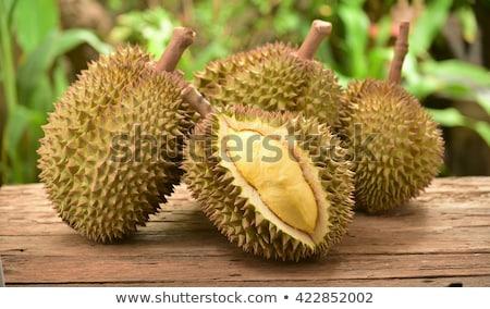 durian fruit stock photo © hinnamsaisuy