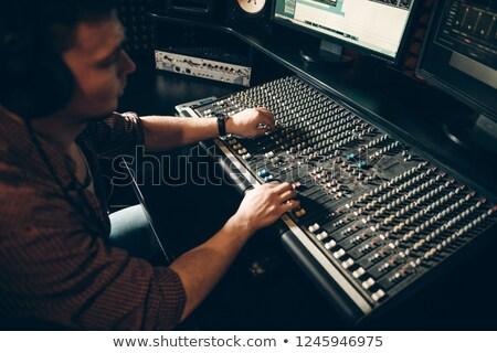 music maker stock photo © cboswell