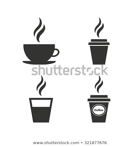 Teacup is steaming Stock photo © zzve