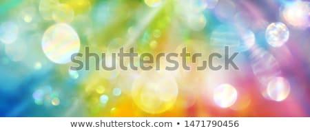 カラフル ライト ディスコ エネルギー 電源 ストックフォト © chris2k