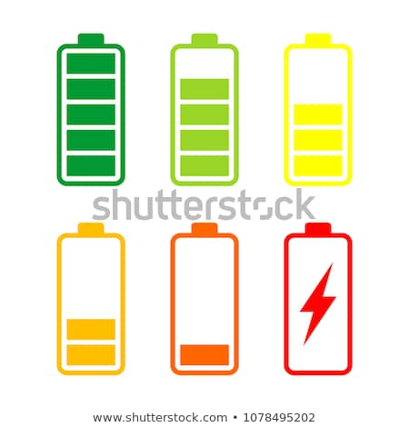 Battery charger with battery Stock photo © nessokv