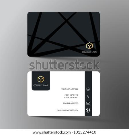 Naam kaart grijs voorraad foto papier Stockfoto © punsayaporn