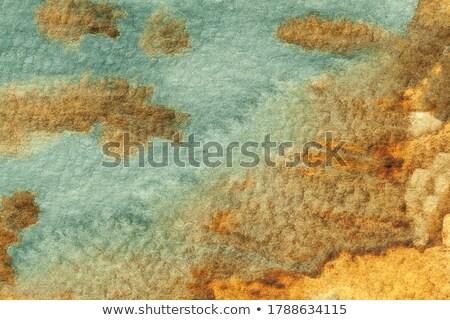 Gouache beige texture Stock photo © Sonya_illustrations
