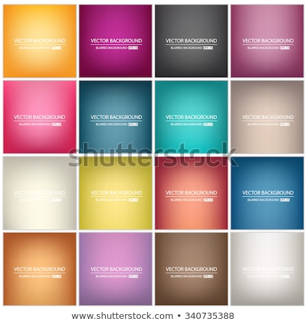 elegant set of colorful web gradients Stock photo © SArts