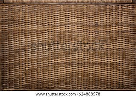 Basket texture rustico design materiale Foto d'archivio © Anneleven