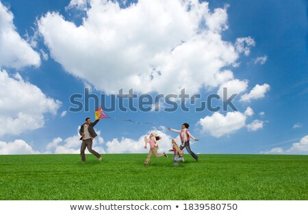 Couple enjoying their spare time together Stock photo © photography33