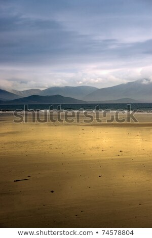 beautiful beach maharees Stock photo © morrbyte