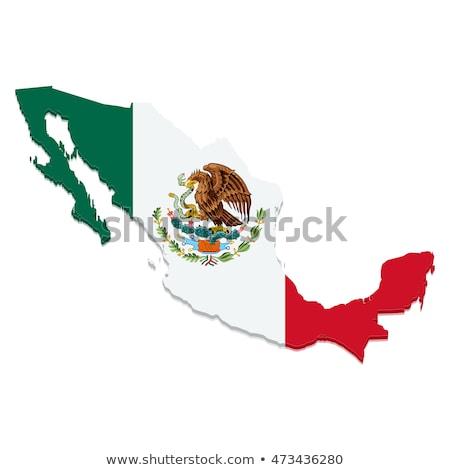 Meksyk · kraju · Pokaż · biały · Ameryki - zdjęcia stock © tony4urban
