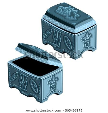 ancient casket stock photo © oleksandro