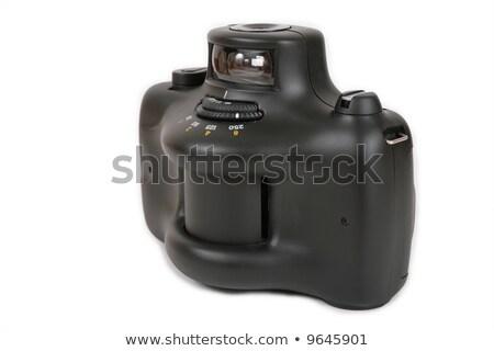 Panoramic camera half-turned Stock photo © Paha_L