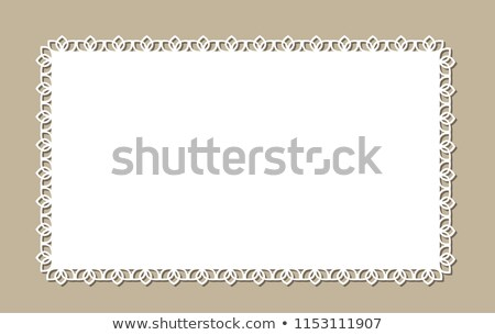 белый вязанье место шаблон чистой объект Сток-фото © Digifoodstock