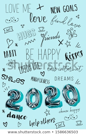 number 2020 and some new year resolutions