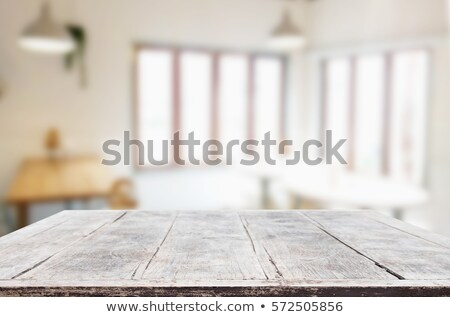 dining table in cafe Stock photo © kash76