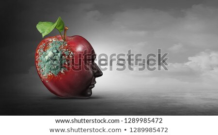 Stock fotó: Brain Decay