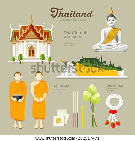 Tütsü budist tapınak Tayland Asya Asya Stok fotoğraf © travelphotography