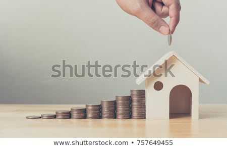 Saving For A House Stock photo © chrisdorney