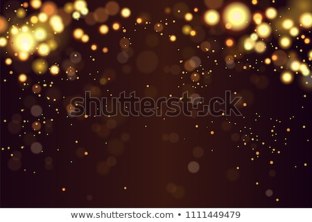 Abstract circular bokeh background stock photo © teerawit