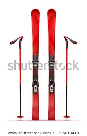 hombre · jet · ski · mar · sonriendo · vacaciones · color - foto stock © michaklootwijk