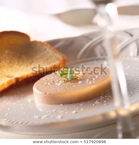 プレート パン レストラン ディナー ダイニング 食事 ストックフォト © janssenkruseproducti