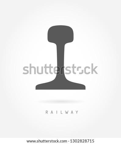 レール ロゴ アイコン 鉄道 ビジネス 道路 ストックフォト © ESSL