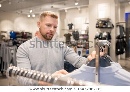işçi · müşteri · hizmetleri · fabrika · işçisi · üretim · müdür · bakmak - stok fotoğraf © pressmaster