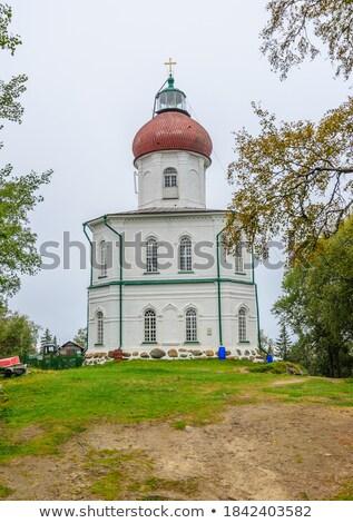 Ascension skete of Solovetsky monastery, Russia Stock photo © borisb17