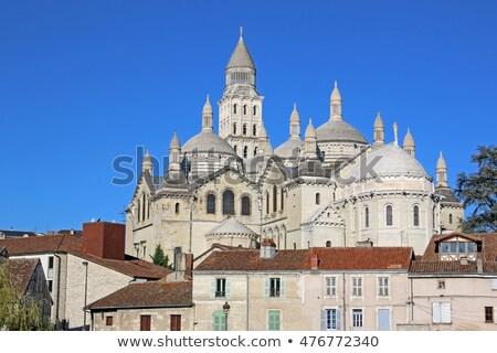 Katedral Fransa kilise şehir Özel Stok fotoğraf © borisb17