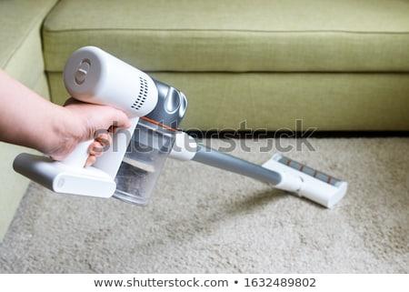 Photo stock: Vacuum Cleaner For Homework