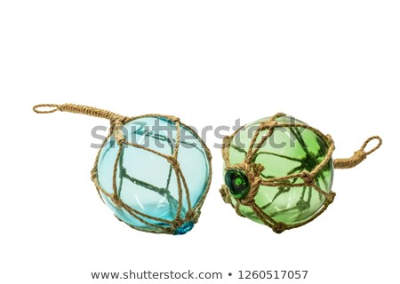 fishing floats isolated stock photo © givaga