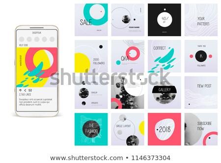 Social Graph Stock photo © xedos45