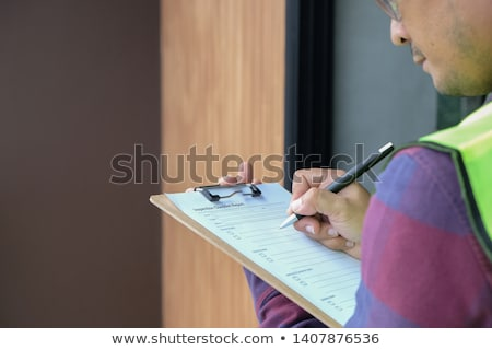 Stockfoto: Inspector
