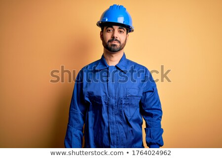 craftsman looking exhausted Stock photo © photography33